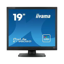 "IIYAMA 19"" ProLite E1980SD-B1 5:4 (1280×1024) LED TFT, 5ms, 250 cd/m2, VGA/DVI-D/HDCP, zvučnici, crni"