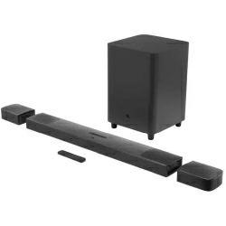 JBL Bar 9.1 True Wireless Surround projektor zvuka, Dolby Atmos 400/820W, crni