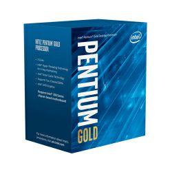 Intel Pentium Gold G6400 - 4.00GHz (2 Cores), 4MB, S.1200, UHD grafika, sa hladnjakom