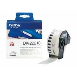 BROTHER Continuos Paper Black/White 29mm DK22210