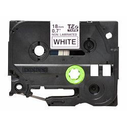 BROTHER TZEN241 18mm BLACK ON WHITE NON TZEN241