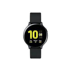 Sportski sat SAMSUNG R820 Galaxy Watch Active 2, 44mm, HR, GPS, multisport, crni silikonski remen SM-R820NZKASEE