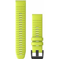 Zamjenski remen GARMIN za Fenix 6, žuti 010-12863-04