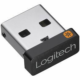 LOGITECH USB Unifying Receiver - EMEA - CLAMSHELL