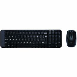 LOGITECH Wireless Desktop MK220 - EER - Croatian layout