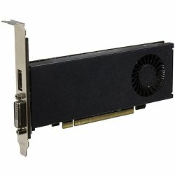 TUL PowerColor Video Card AMD Radeon RX-550 2GB GDDR5, 64bit 1071/1500 MHz, PCI-E 3.0, DVI-D, HDMI, Single fan, ATX + LP bracket