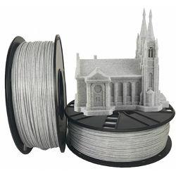 Gembird PLA filament for 3D printer, Marble 1.75 mm, 1 kg