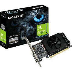 Gigabyte GT710, N710D5-1GL, 1GB GDDR5