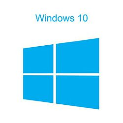 Microsoft Windows 10 Home 64-bit CRO OEM DVD