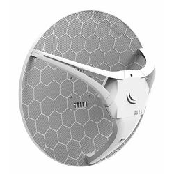 MikroTik RBLHGR R11e-LTE 17dBi Dish Antena with LTE modem