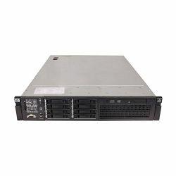 "Refurbished Server Rack HP DL385 G7 2xAMD 6128 32GB P410i 8x2.5"" 2x460W"