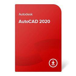 AutoCAD 2020 – trajno vlasništvo pojedinačna licenca (SLM)