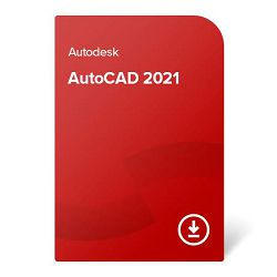AutoCAD 2021 – trajno vlasništvo pojedinačna licenca (SLM)