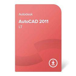 AutoCAD LT 2011 pojedinačna licenca (SLM)