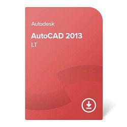 AutoCAD LT 2013 pojedinačna licenca (SLM)