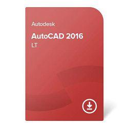 AutoCAD LT 2016 pojedinačna licenca (SLM)