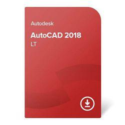 AutoCAD LT 2018 pojedinačna licenca (SLM)