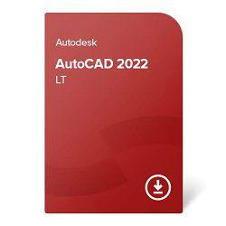 AutoCAD LT 2022 – trajno vlasništvo pojedinačna licenca (SLM)