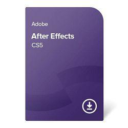 Adobe After Effects CS5 (DE) – trajno vlasništvo elektronički certifikat
