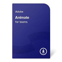 Adobe Animate for teams (EN) – 1 godina digital certificate