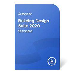 Autodesk Building Design Suite 2020 Standard – trajno vlasništvo pojedinačna licenca (SLM)