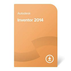 Autodesk Inventor 2014 – trajno vlasništvo pojedinačna licenca (SLM)
