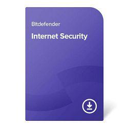 Bitdefender Internet Security – 1 godina Za 1 uređaj, elektronički certifikat