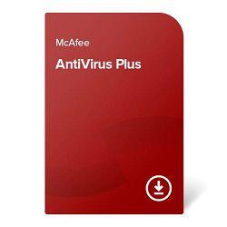McAfee AntiVirus Plus – 1 godina neograničen broj uređaja (10), elektronički certifikat