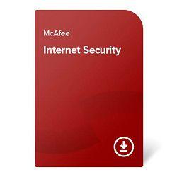 McAfee Internet Security – 1 godina Za 10 uređaja, elektronički certifikat