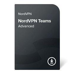 NordVPN Teams Advanced – 1 mjesec 6 devices