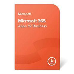 Microsoft 365 Apps for Business elektronički certifikat