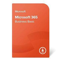 Microsoft 365 Business Basic elektronički certifikat