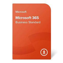 Microsoft 365 Business Standard elektronički certifikat