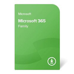 Microsoft 365 Family elektronički certifikat