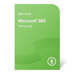 Microsoft 365 Personal elektronički certifikat