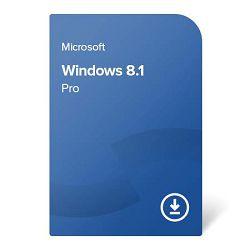 Microsoft Windows 8.1 Pro digital certificate