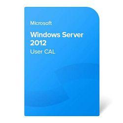 Windows Server 2012 User CAL elektronički certifikat
