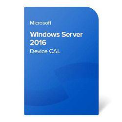 Windows Server 2016 Device CAL elektronički certifikat
