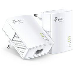 TP-Link AV1000 Powerline Gigabit mrežni adapter, 1000Mbps, HomePlug AV (duplo pakiranje)