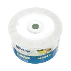 CD-R MyMedia 700MB 52× InkJet Printabilni, Wrap pakiranje 50 kom.