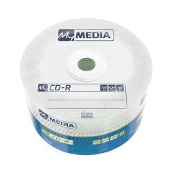 CD-R MyMedia 700MB 52× Matt Silver, Wrap pakiranje 50 kom.