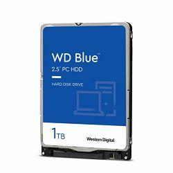 Western Digital HDD, 1TB 5400RPM 2,5 SATA