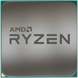 AMD CPU Desktop Ryzen 3 4C/4T 1200 (3.1/3.4GHz Boost,10MB,65W,AM4) tray