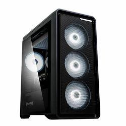 Zalman M3 Plus Mini Tower Case, black