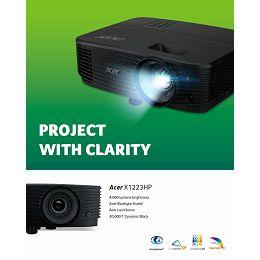 Acer projektor X1223HP - XGA MR.JSB11.001