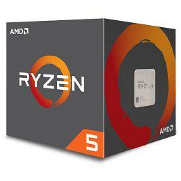 AMD Ryzen 5 1600 AF, 6C/12T 3,4GHz, 19MB, AM4, Wraith Stealth
