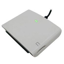 Asonic čitač pametnih kartica + micro SD čitač