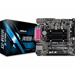 Asrock Intel J4105B-ITX onboard (mITX) MB