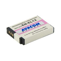 Avacom baterija Nikon EN-EL12 DINI-EL12-734