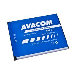Avacom baterija Sony Ericsson K550i, K800, W900i GSSE-W900-S950A